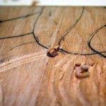 Ich mag die Holzspäne, die abfallen (c) Foto von Susanne Haun