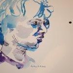 Mein Sinnbild von Matta-Clark 24 x 32 cm Tusche auf Bütten (c) Zeichnung von Susanne Haun