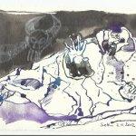 Blatt 37 Ah - Eine Täuschung (c) Zeichnung von Susanne Haun
