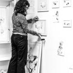 SUSANNE_HAUN Atelierportrait (c) Foto Thomas Klingberg