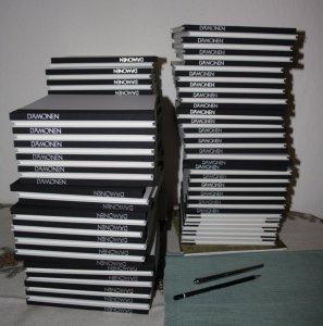 Buch Dämonen im curach bhán Verlag (c) Foto von Susanne Haun