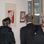 Impressionen zur Vernissage Weiss (c) Foto von Susanne Haun (2)