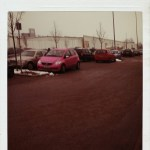 In den Außenbezirken (c) Polaroid von Susanne Haun