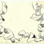 Blatt 89 Der Felsenring ist leer (c) Zeichnung von Susanne Haun