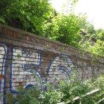 Letzte Fragmente der Berliner Mauer (c) Foto von Susanne Haun