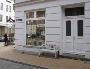 Galerie Blickwinkel Schwerin (c) Foto von Susanne Haun