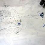 Das Hochwasser (c) Zeichnung von Susanne Haun