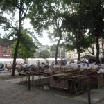Der Troedelmarkt auf dem Leo am Samstag ist neu (c) Foto von Susanne Haun