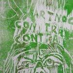 Es kommt noch ein grüner Druck dazu (c) Holzschnitt von Susanne Haun