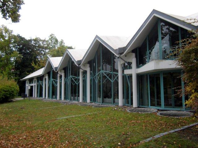 Fakultätsgebäude für Philosophie der FU Berlin (c) Foto von Susanne Haun