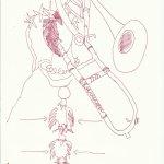 Armageddon (c) Zeichnung von Susanne Haun