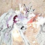 Der Tod (c) Überzeichnung von Susanne Haun