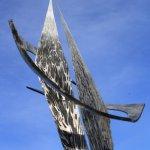 Denkmal von Arnold Schatz im Humboldthain (c) Foto von Susanne Haun