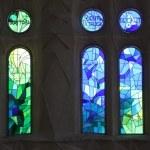 Fenster der Sagrada Familia (c) Foto von Susanne Haun