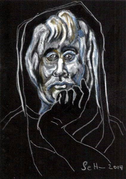 Allegorie der Philosophie (c) Zeichnung von Susanne Haun
