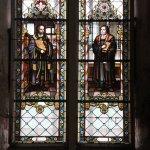 Fenster im Innenraum der Klosterkirche Grimma (c) Foto von Susanne Haun