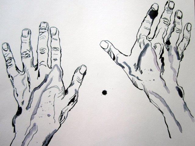 Die Lust (c) Zeichnung von Susanne Haun