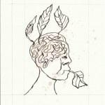 Dialog Bewusst-Sein Blatt 8 Vers. 2 (c) Zeichnung von Susanne Haun
