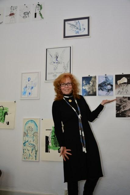 rste Fotos von der Ausstellung double bind (c) Foto von M.Fanke