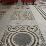 Mosaikboden in der Santa Maria Maggiore (c) Foto von M. Fanke