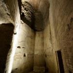 Kalt und nass ist es heute in den mehr als 40 freigelegten Räumen (c) Foto von M.Fanke