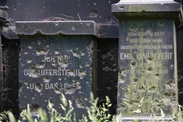 Friedhof Wilmersdorf (c) Foto von M.Fanke