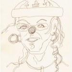 Das Jahr Null 28.11.2015 (c) Zeichnung von Susanne Haun