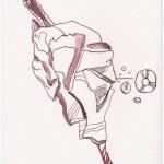 #25.2 Null - Prognose (c) Zeichnung von Susanne Haun