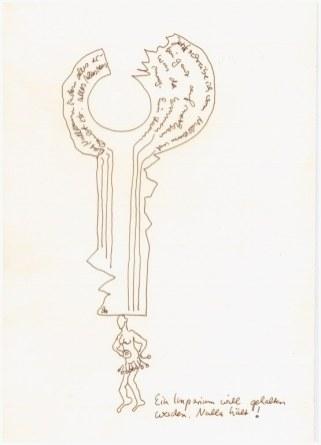 #31.4 Zerstörung (c) Zeichnung von Susanne Haun