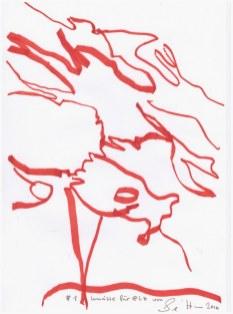 #2 Umrisse für @lz (c) Zeichnung von Susanne Haun