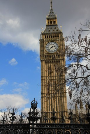 London House of Parliament, Big Ben (c) Foto von Susanne Haun