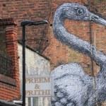 London Whitechapel - Graffiti (c) Foto von Susanne Haun