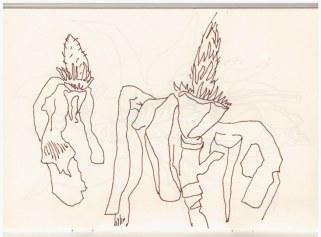 1. Skizzenbuch London (c) Zeichnung von Susanne Haun(13)