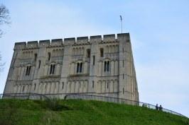 Norwich Castle (c) Foto von M.Fanke