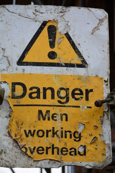 Danger (c) Foto von M.Fanke