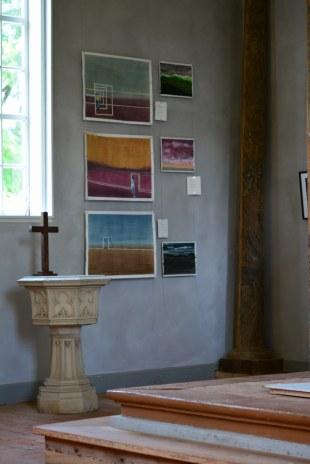 Impressionen von der Ausstellungseröffnung RaumZeitBegegnung (c) Foto von M. Fanke