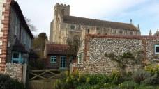 St Margaret's Church in Cley next the sea (c) Foto von Susanne Haun (2)