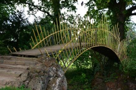 14 Sonnenbrücke - Wörlitzer Gartenreich (c) Foto von M.Fanke