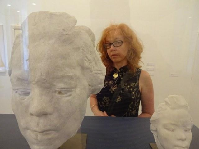4 Beobachtungen von Susanne Haun im Kolbe Museum (c) Foto von M.Fanke