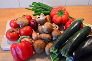 5 Gemüse (c) Foto von M.Fanke