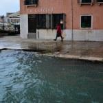 2 Acqua Alta in Venedig (c) Foto von M.Fanke