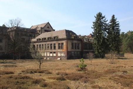 Beelitz Heilstätten (c) Foto von Susanne Haun
