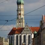 St. Ulrich Augsburg (c) Foto von M.Fanke
