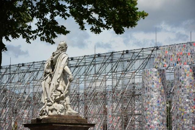 documenta 14 - Parthenon der Bücher (c) Foto von 4 documenta 14 - Parthenon der Bücher (c) Foto von M.Fanke