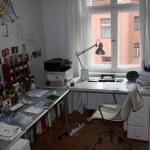 Atelier am Sonntag, den 27.8.2017