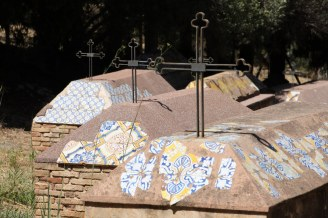 Antiker Friedhof San Stefano di Camastra (c) Foto von Susanne Haun