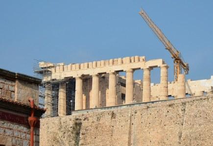 Athen Akropolis (c) Foto von M.Fanke