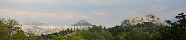 Athen Auf dem Filopappou (c) Foto von M.Fanke