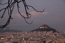 Athen - der Blick von Anafiotika (c) Foto von Susanne Haun