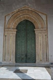 Außenansicht Dom von Monreale (c) Foto von M.Fanke
